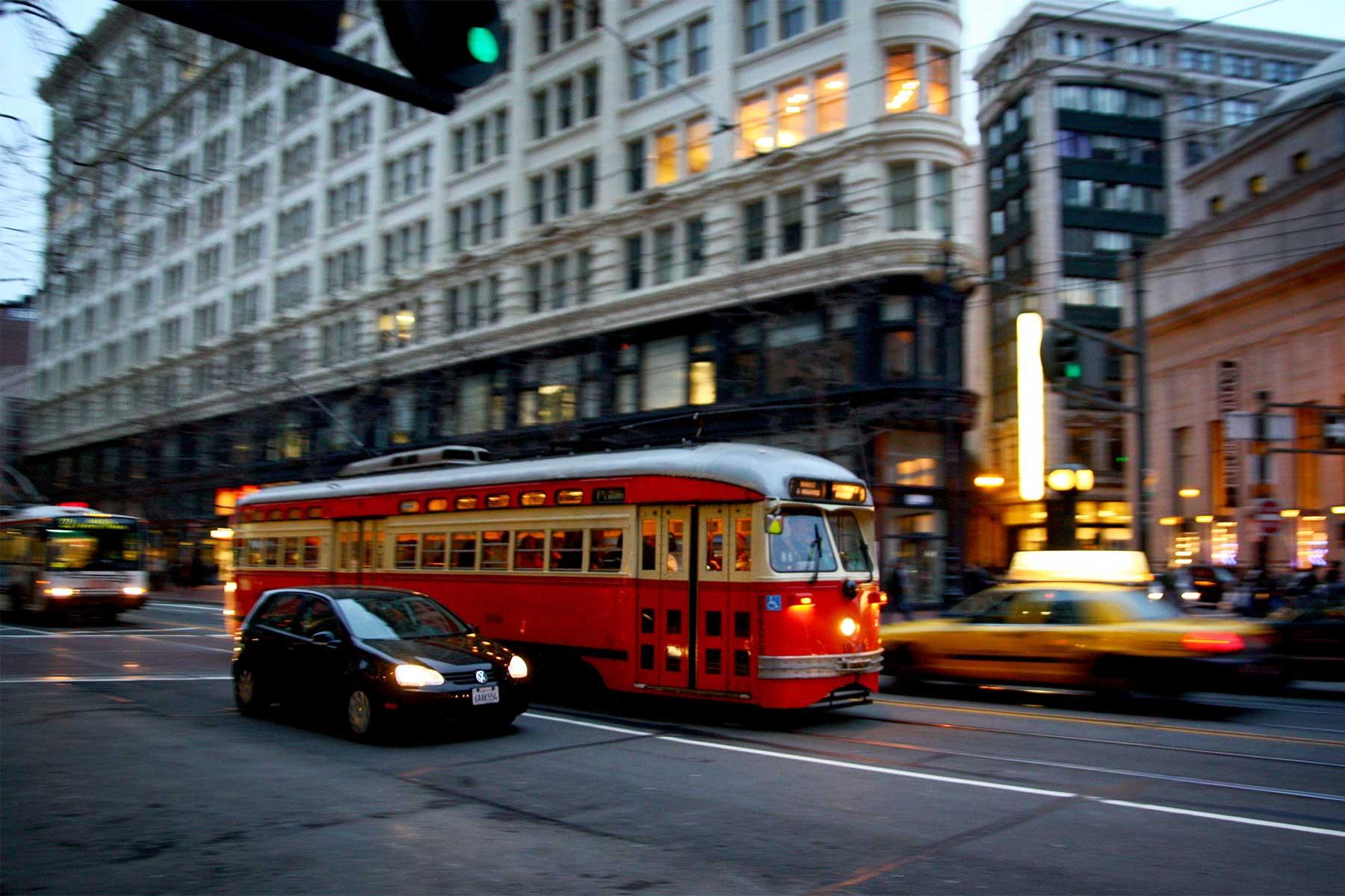 The San Francisco Bay Area ERA Convention