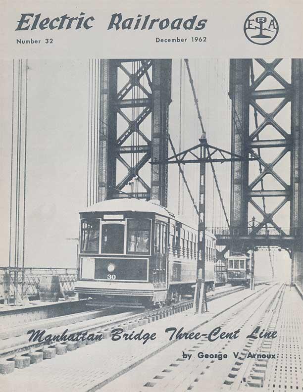 Electric Railroads